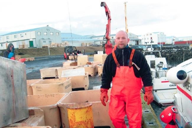 Júlíus á von á góðri vetrarvertíð